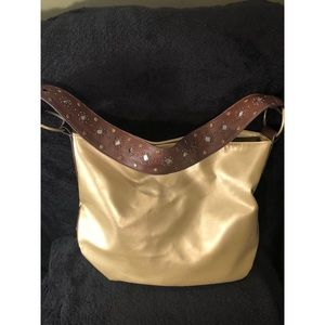 New York & Company Bags - Gold STUDDED PURSE